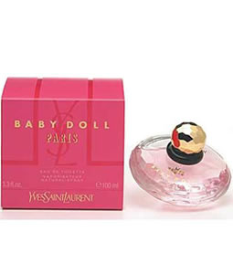 YVES SAINT LAURENT BABY DOLL EDT FOR WOMEN