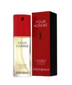 YVES SAINT LAURENT POUR HOMME EDT FOR MEN