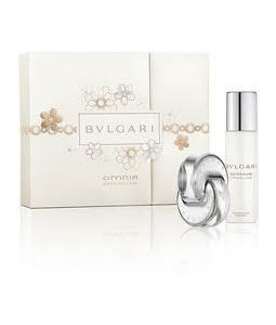 BVLGARI OMNIA CRYSTALLINE GIFT SET 2 FOR WOMEN