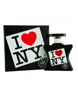 BOND NO. 9 I LOVE NEW YORK BLACK EDP FOR UNISEX
