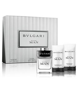 BVLGARI MAN 60ML GIFT SET FOR MEN