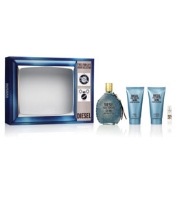 DIESEL FUEL FOR LIFE DENIM EDITION GIFT SET FOR MEN