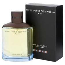 ALESSANDRO DELL ACQUA EDT FOR MEN