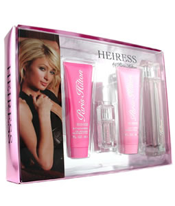 PARIS HILTON HEIRESS LADY GIFT SET FOR WOMEN