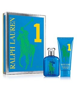 RALPH LAUREN BIG PONY 1 GIFT SET FOR MEN