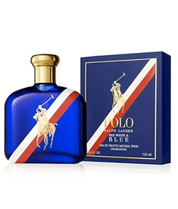 RALPH LAUREN POLO RED WHITE & BLUE EDT FOR MEN