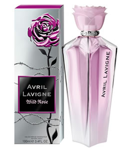 AVRIL LAVIGNE WILD ROSE EDP FOR WOMEN