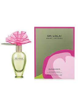 MARC JACOBS OH LOLA SUNSHEER EDP FOR WOMEN