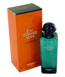 HERMES EAU D'ORANGE VERTE CONCENTRE REFILLABLE EDT FOR UNISEX