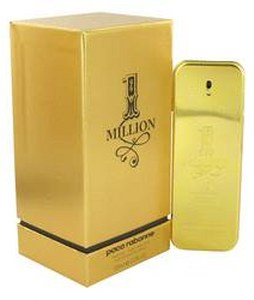 PACO RABANNE 1 MILLION ABSOLUTELY GOLD PURE PERFUME FOR MEN