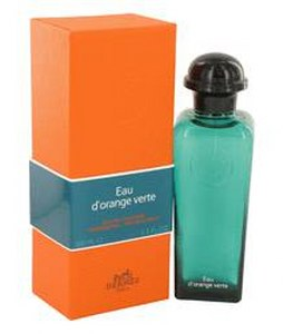 HERMES EAU D'ORANGE VERTE EDC FOR UNISEX