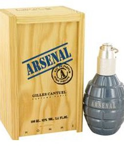 GILLES CANTUEL ARSENAL BLUE EDP FOR MEN