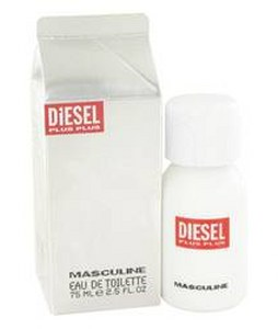 DIESEL DIESEL PLUS PLUS EDT FOR MEN