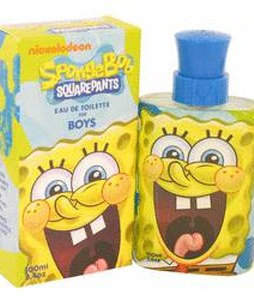 NICKELODEON SPONGEBOB SQUAREPANTS EDT FOR MEN