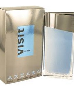 AZZARO VISIT EDT FOR MEN