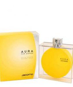 JACOMO AURA EDT FOR WOMEN
