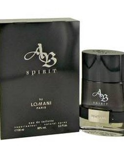 LOMANI AB SPIRIT EDT FOR MEN