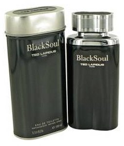 TED LAPIDUS BLACK SOUL EDT FOR MEN