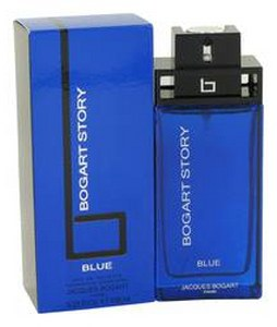 JACQUES BOGART BOGART STORY BLUE EDT FOR MEN