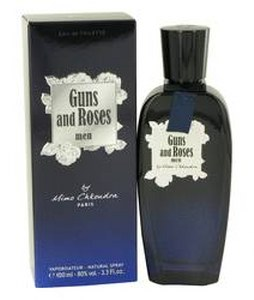 MIMO CHKOUDRA GUNS AND ROSES EDT FOR MEN
