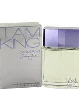 SEAN JOHN I AM KING OF MIAMI EDT FOR MEN