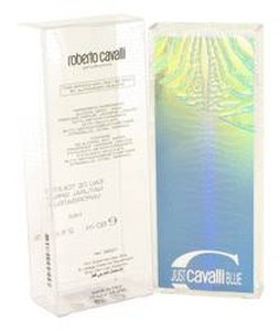 ROBERTO CAVALLI JUST CAVALLI BLUE EDT FOR MEN