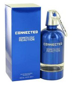 KENNETH COLE KENNETH COLE REACTION CONNECTED EDT FOR MEN