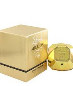 PACO RABANNE LADY MILLION ABSOLUTELY GOLD EDP FOR WOMEN