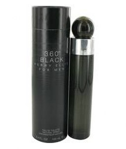 PERRY ELLIS PERRY ELLIS 360 BLACK EDT FOR MEN