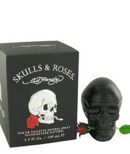 CHRISTIAN AUDIGIER ED HARDY SKULLS & ROSES EDT FOR MEN