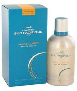 COMPTOIR SUD PACIFIQUE COMPTOIR SUD PACIFIQUE VANILLE AMBRE EDT FOR WOMEN