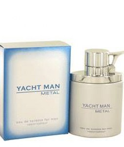 MYRURGIA YACHT MAN METAL EDT FOR MEN