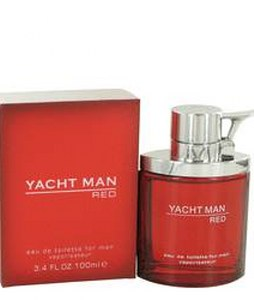 MYRURGIA YACHT MAN RED EDT FOR MEN