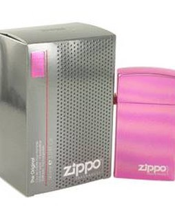 ZIPPO ZIPPO PINK REFILLABLE EDT FOR MEN