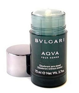 BVLGARI AQVA POUR HOMME DEODORANT FOR MEN