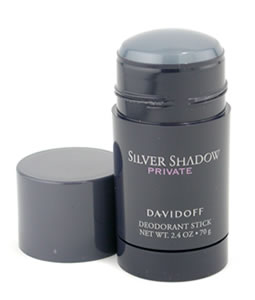 DAVIDOFF SILVER SHADOW PRIVATE DEODORANT FOR MEN