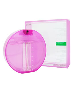BENETTON PARADISO INFERNO PINK EDT FOR WOMEN