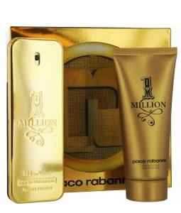 PACO RABANNE 1 MILLION 2 PCS SHOWER GEL GIFT SET FOR MEN