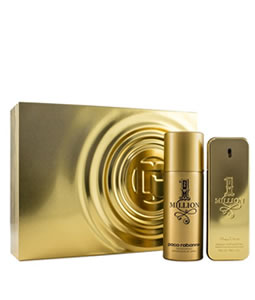 PACO RABANNE 1 MILLION 2 PCS DEODORANT GIFT SET FOR MEN