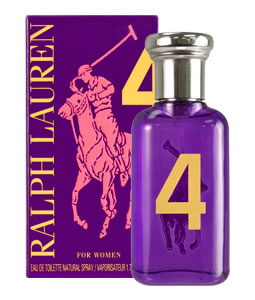 RALPH LAUREN BIG PONY 4 EDT FOR WOMEN