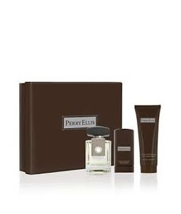 PERRY ELLIS EDT FOR MEN GIFT SET