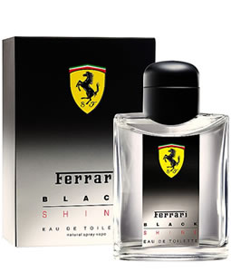 FERRARI BLACK SHINE EDT FOR MEN