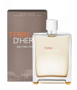 HERMES TERRE D'HERMES EAU TRES FRAICHE EDT FOR MEN