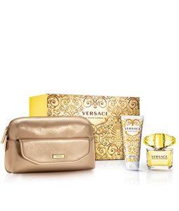 VERSACE YELLOW DIAMOND GIFT SET FOR WOMEN