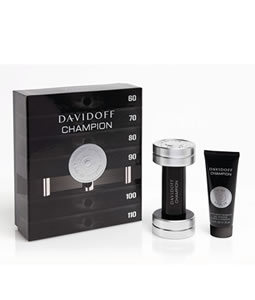 DAVIDOFF CHAMPION 2 PCS GIFT SET FOR MEN