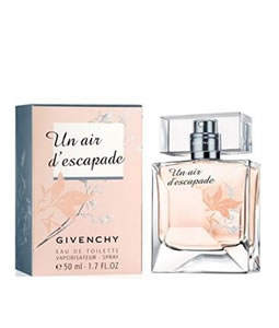 GIVENCHY UN AIR D'ESCAPADE EDT FOR WOMEN