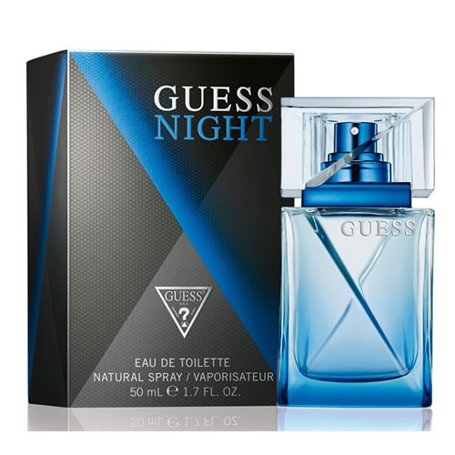GUESS NIGHT EDT FOR MEN