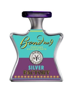 BOND NO. 9 ANDY WARHOL SILVER FACTORY EDP FOR UNISEX