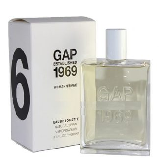GAP ESTABLISHED 1969 FEMME EDT FOR WOMEN