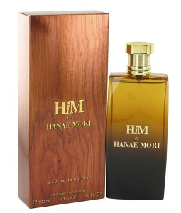 HANAE MORI HIM EDT FOR MEN